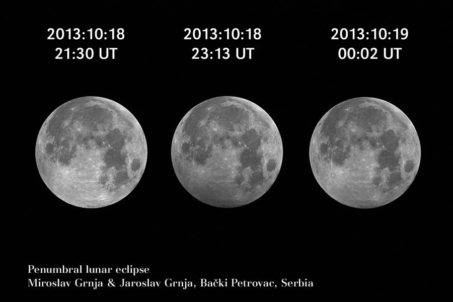 Polotieňové zatmenie Mesiaca